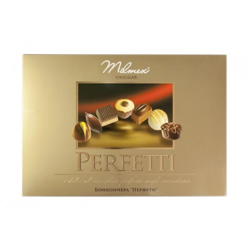 "Chocolates - ""Perfeti"" - 0,250 g."
