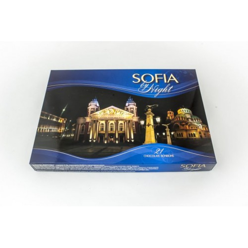 "Chocolates - ""Sofia by night"" - 0,200 g."