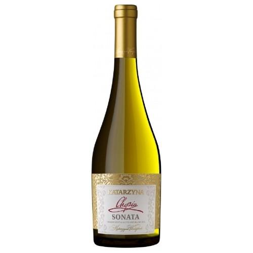 Katarzyna - Chopin Sonata - Chardonnay & Sauvignon Blanc 2015 - 0,75 l.