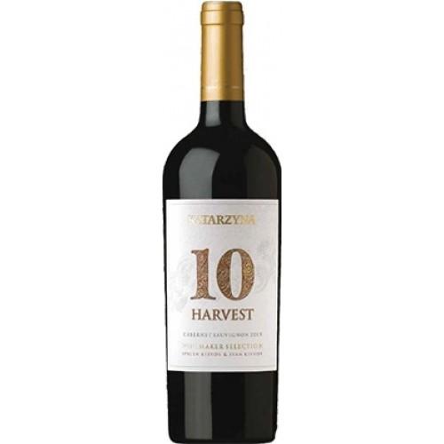 Katarzyna - 10 Harvest - Cabernet Sauvignon 2015 - 0,75 l.