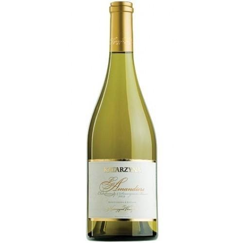 Katarzyna - Les Amandiers - Chardonnay & Sauvignon Blanc 2014 - 0,75 l.