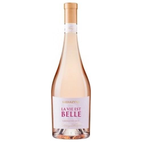 Katarzyna - Rose La Vie Est Belle - Grenache 2015 - 0,75 l.