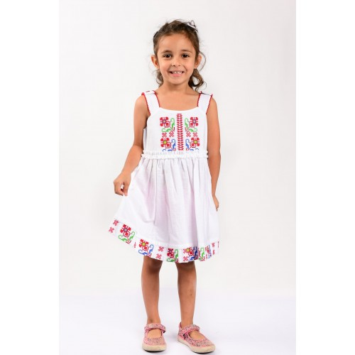 Girl's Dress for 3 years old - Model 1