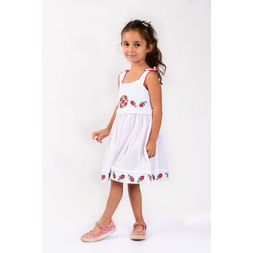 Girl's Dress for 3 years old - Model 2
