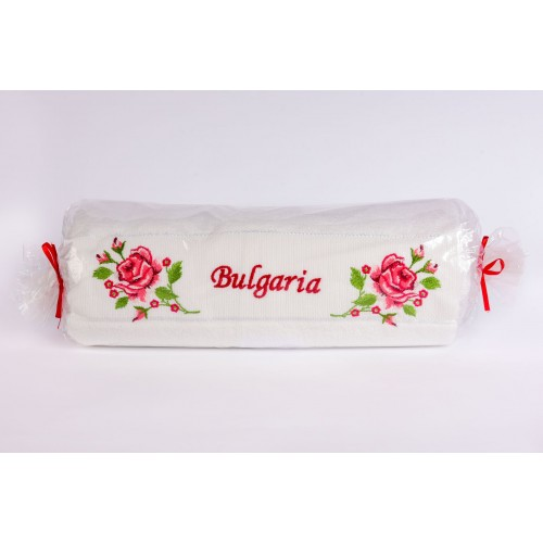Towel with embroidery - big - Model 2