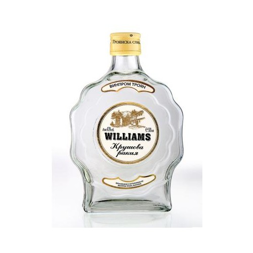 "Troyan - Pear rakia - ""Williams"" - 0.5 l."