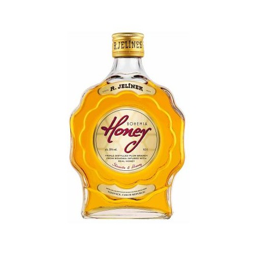 Troyan - Bohemia Honey - 0.5 l.