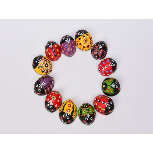 Hand-painted magnets 12pcs.