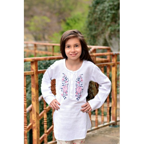 Children's tunic for girls