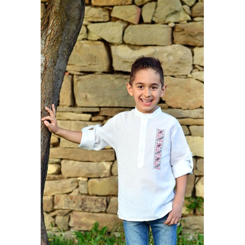 Children's shirt for boys - 3001