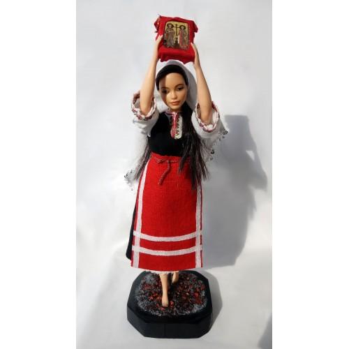 Strandja region - Nestinarka doll