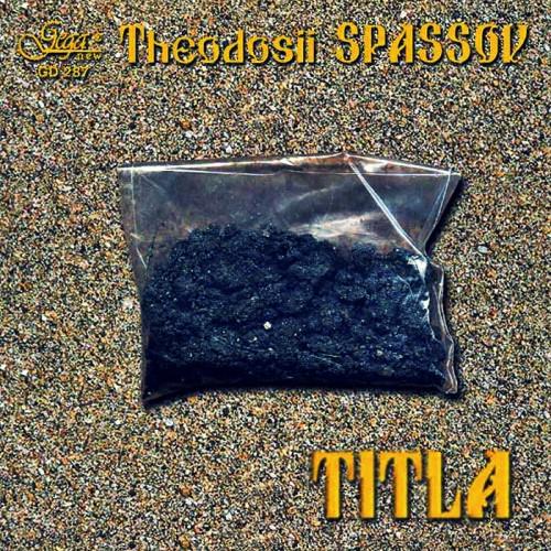 GD272 Titla - Theodosii Spassov