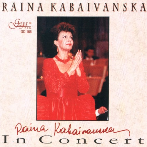 GD166 Raina Kabaivanska in Concert