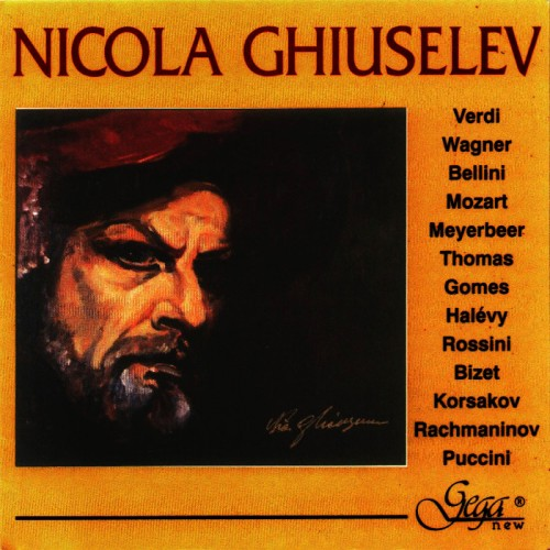 GD200 Arias from Operas - Nicola Ghiuselev - bass