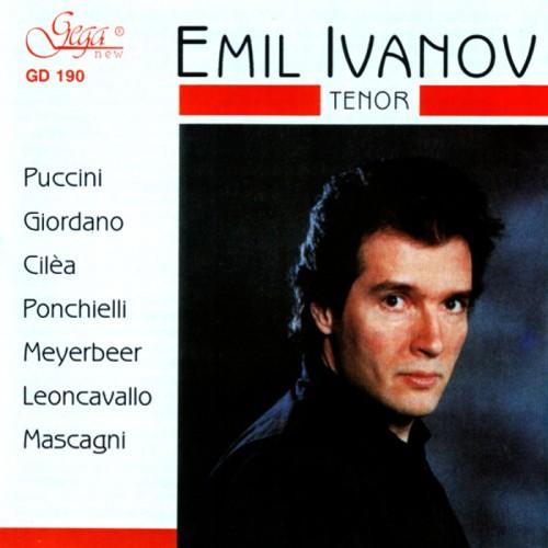 GD190 Opera Recital - Emil Ivanov - tenor