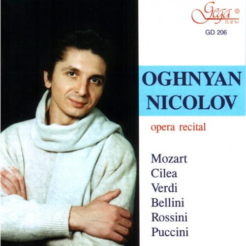 GD206 Opera Recital - Oghnyan Nicolov - tenor