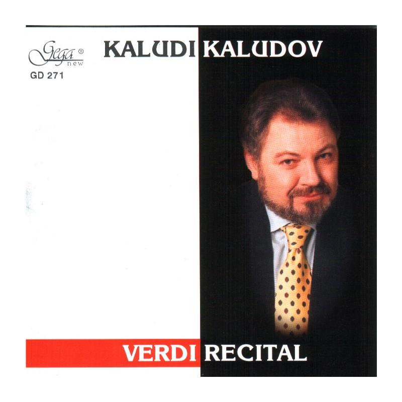 GD271 Verdi Recital - Kaludi Kaludov - tenor