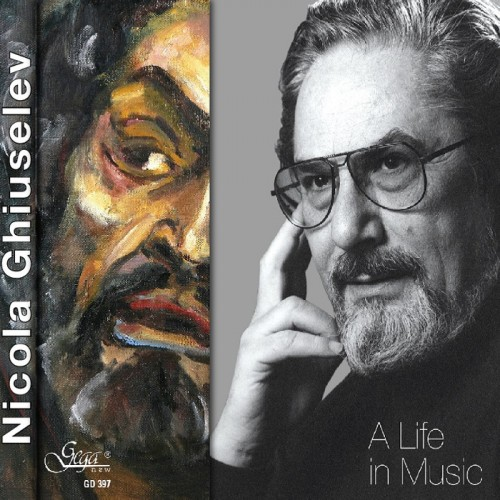 GD397 Nicola Ghiuselev - A Life in Music