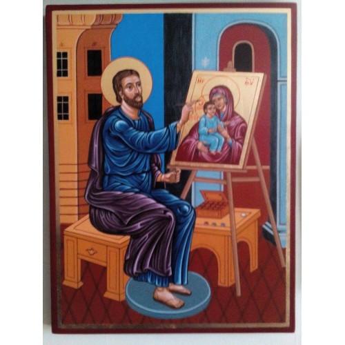 St. Luka - 40/30 cm.