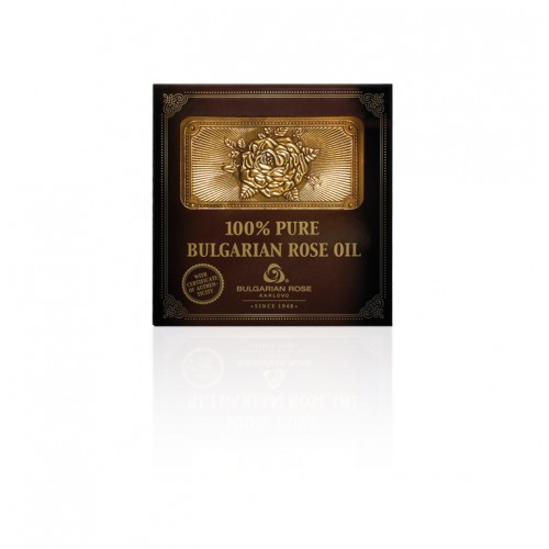 Rose Oil in Bulgarian Konkrum 10g