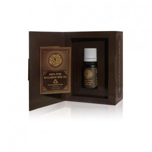 Rose Oil in boxed bottle 10g